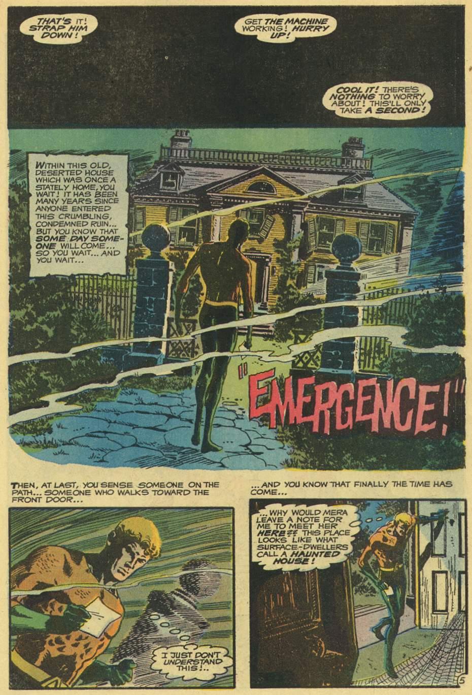Read online Aquaman (1962) comic -  Issue #54 - 7