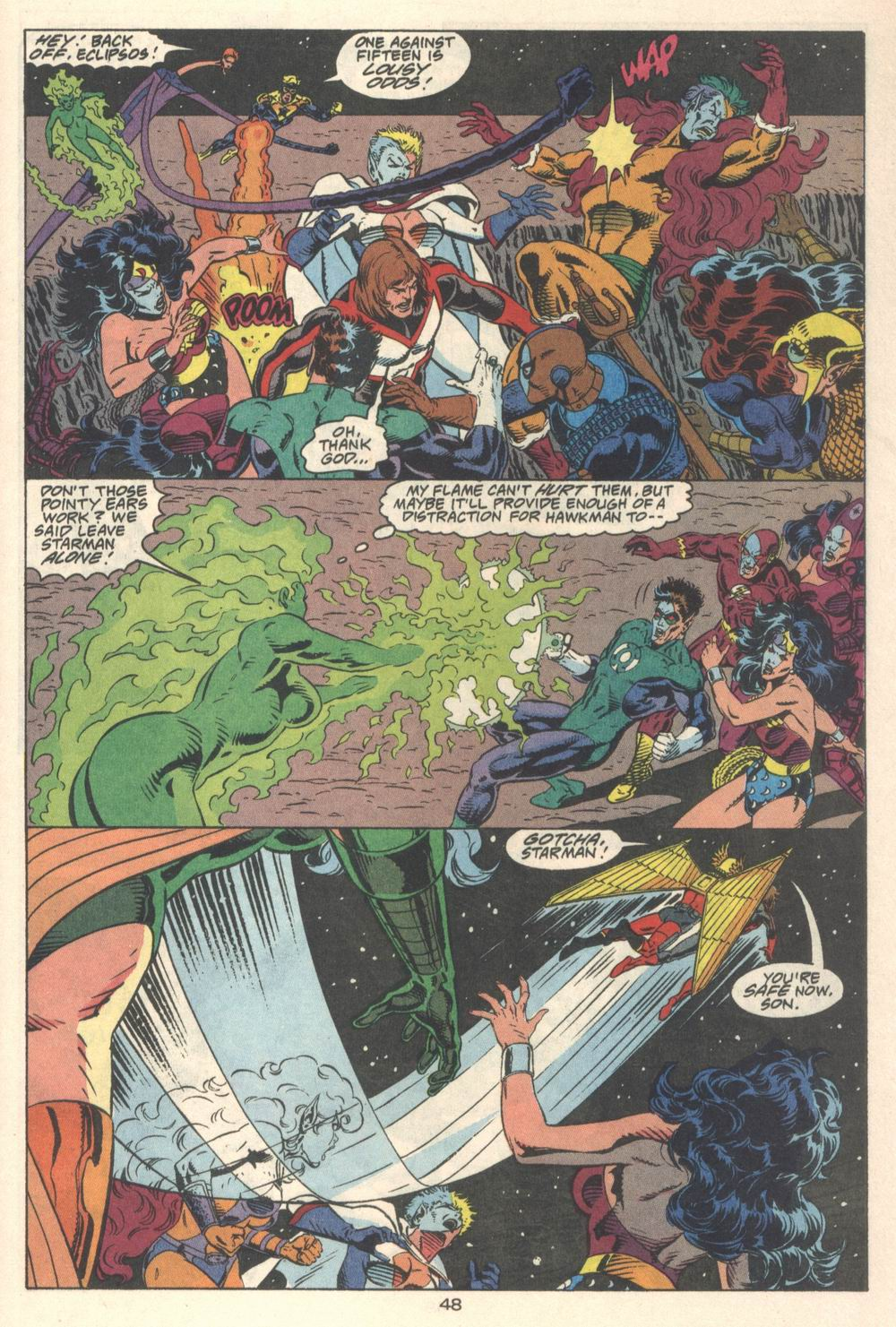 Read online Adventures of Superman (1987) comic -  Issue #Adventures of Superman (1987) _Annual 4 - 49