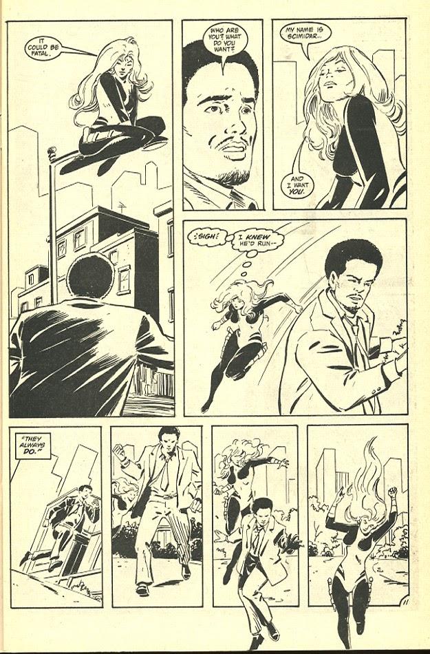 Scimidar (1988) issue 2 - Page 13
