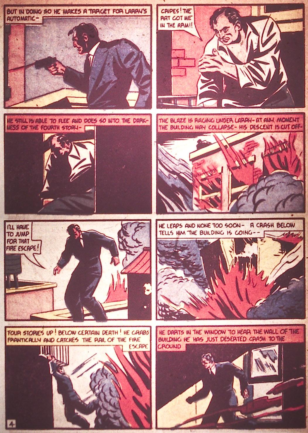 Read online Detective Comics (1937) comic -  Issue #16 - 13