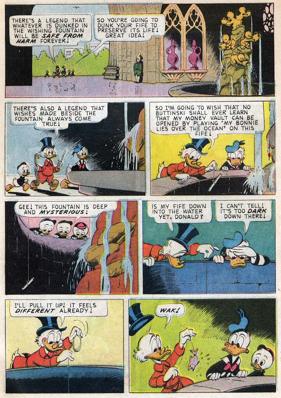 Read online Uncle Scrooge (1953) comic -  Issue #60 - 5