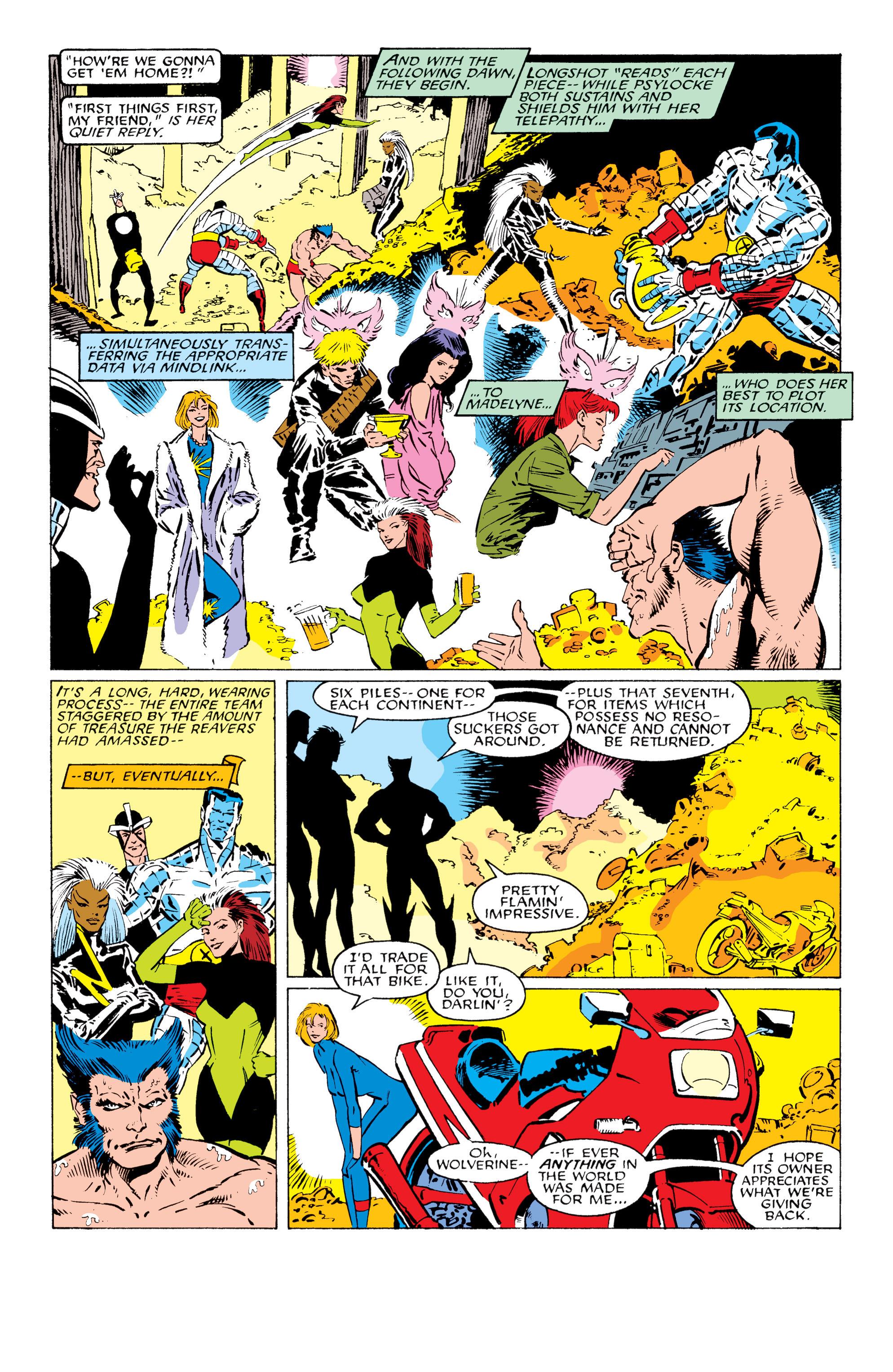 Read online Uncanny X-Men (1963) comic -  Issue #230 - 16