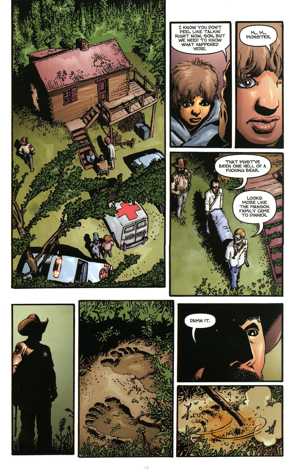 Bigfoot issue 1 - Page 20