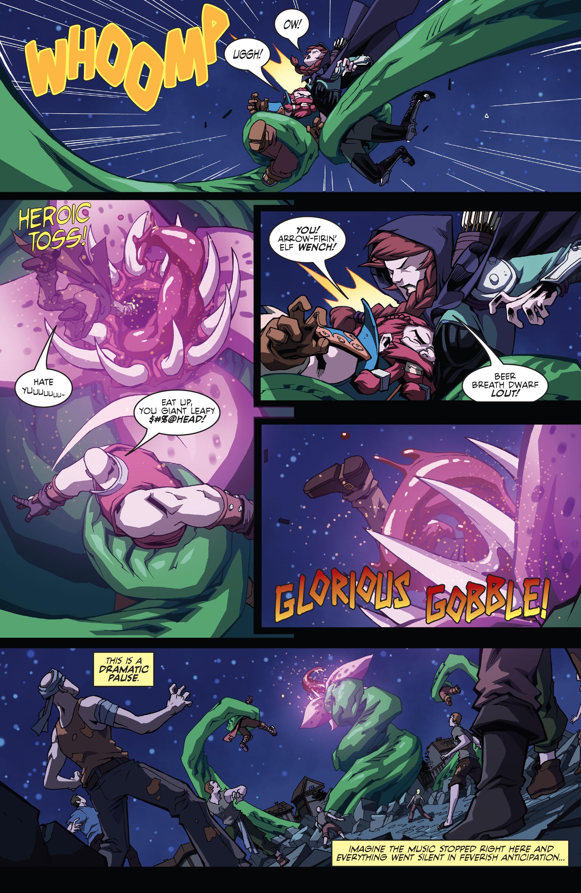 Read online Skullkickers comic -  Issue #11 - 17