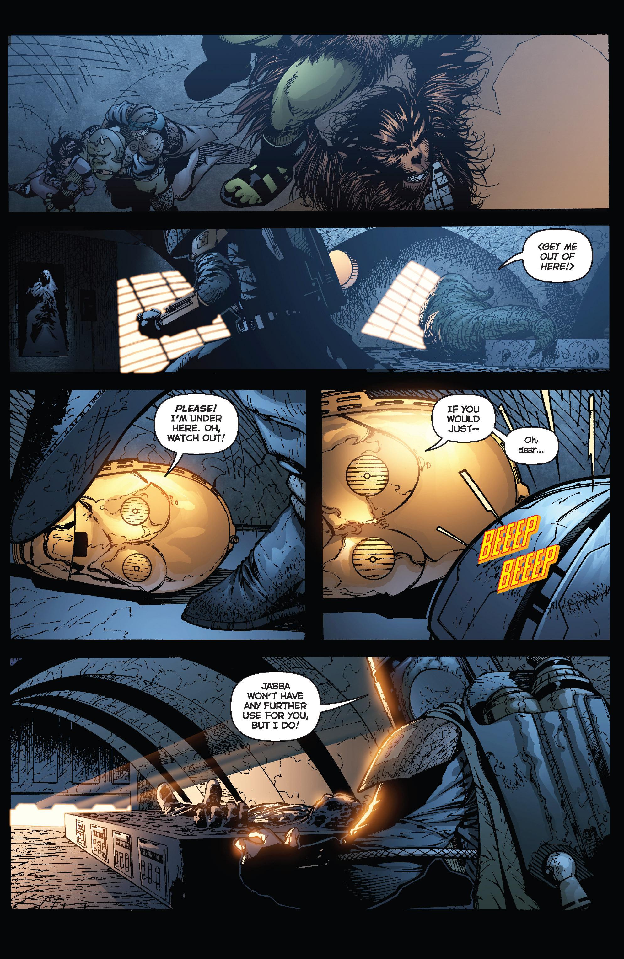 Read online Star Wars Omnibus comic -  Issue # Vol. 27 - 191