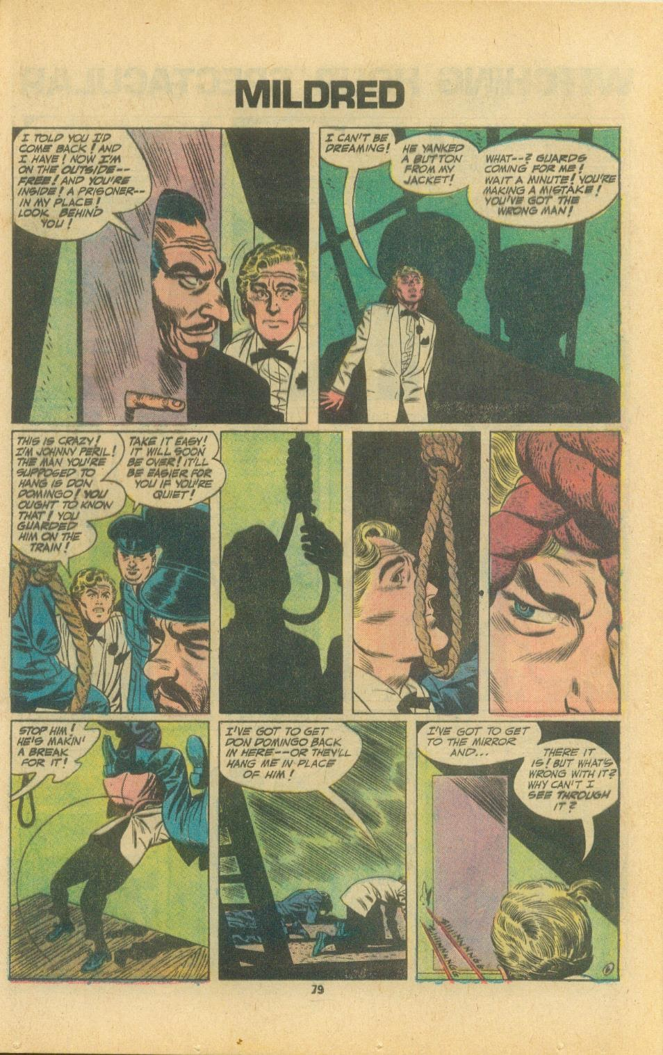 The Witching Hour (1969) issue 38 - Page 81