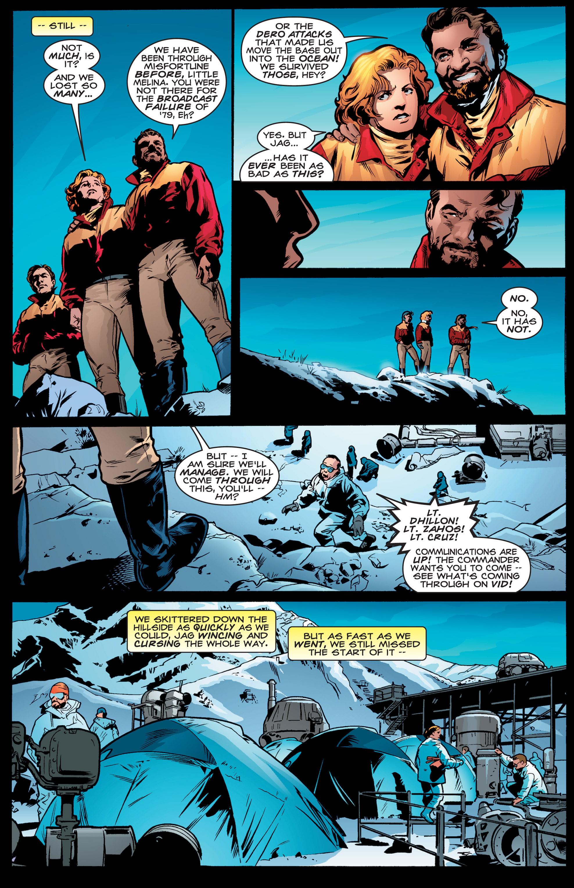 Read online Shockrockets comic -  Issue # TPB - 130