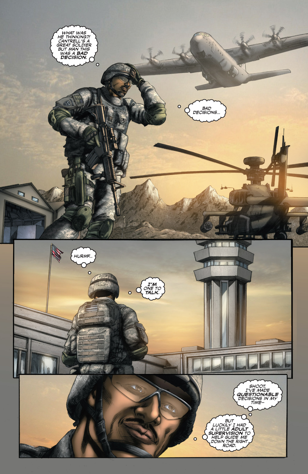 Read online America's Army comic -  Issue #13 - 5