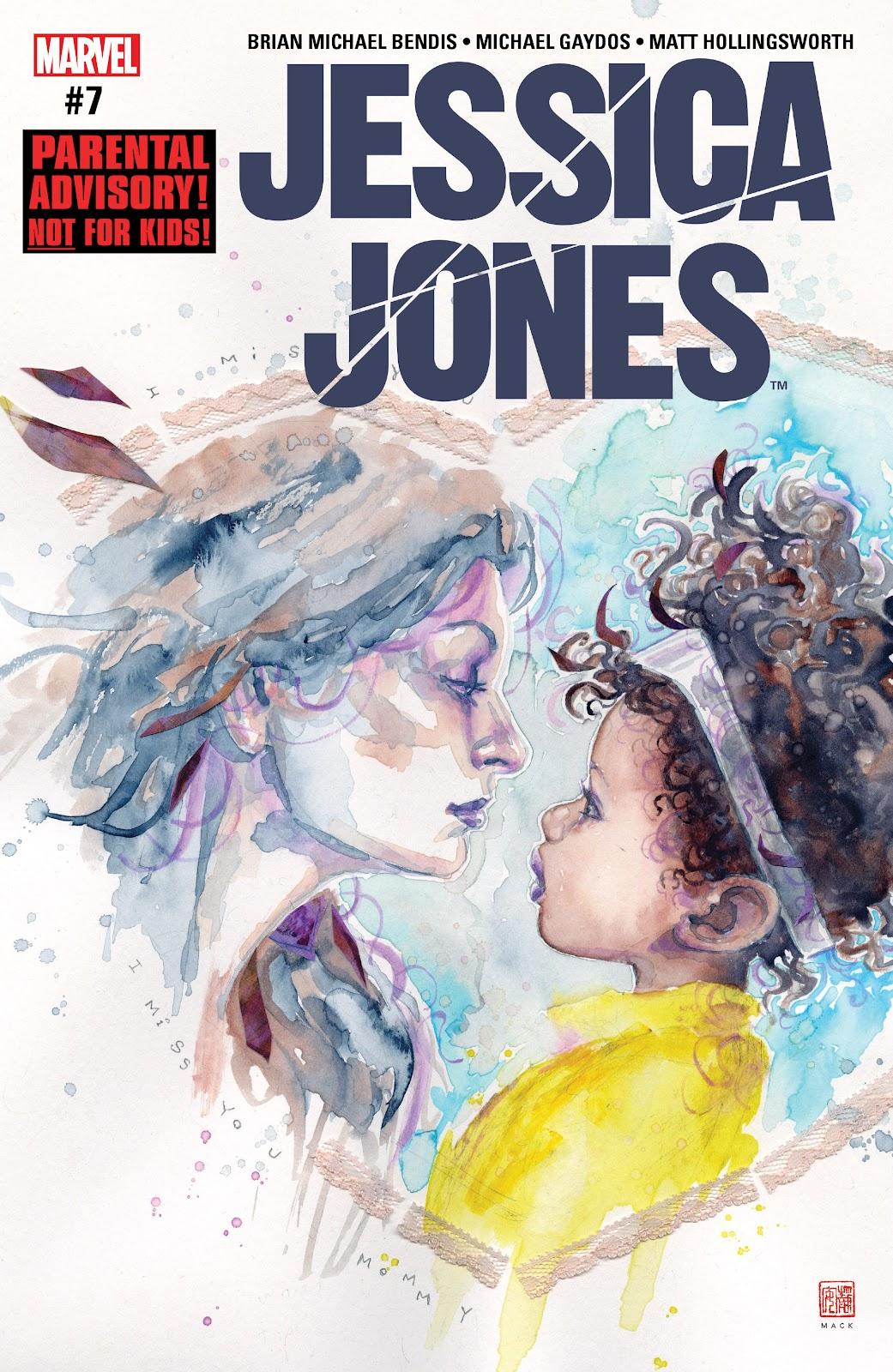 Jessica Jones (2016) 7 Page 1