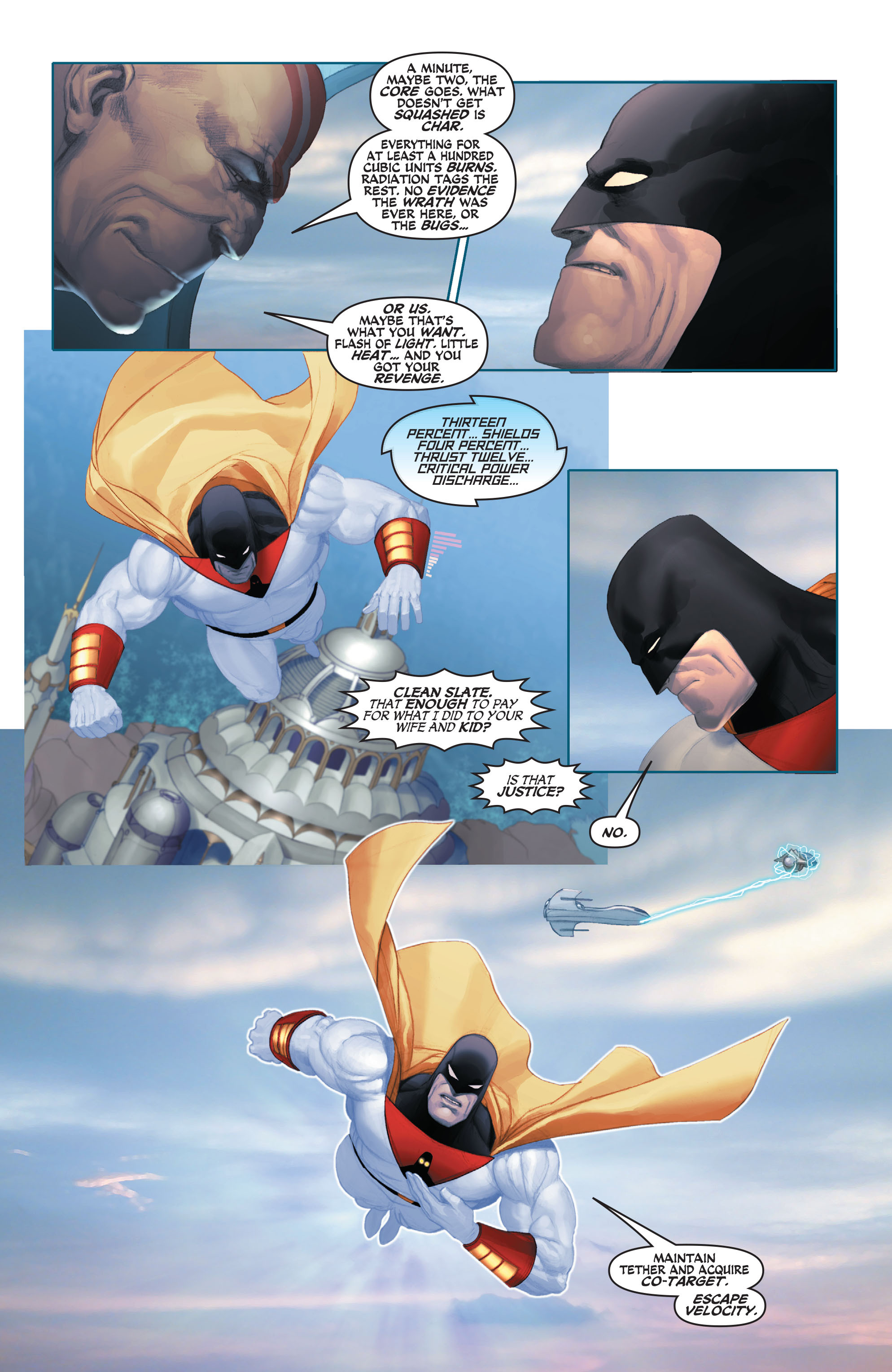 Read online Space Ghost (2016) comic -  Issue # Full - 125