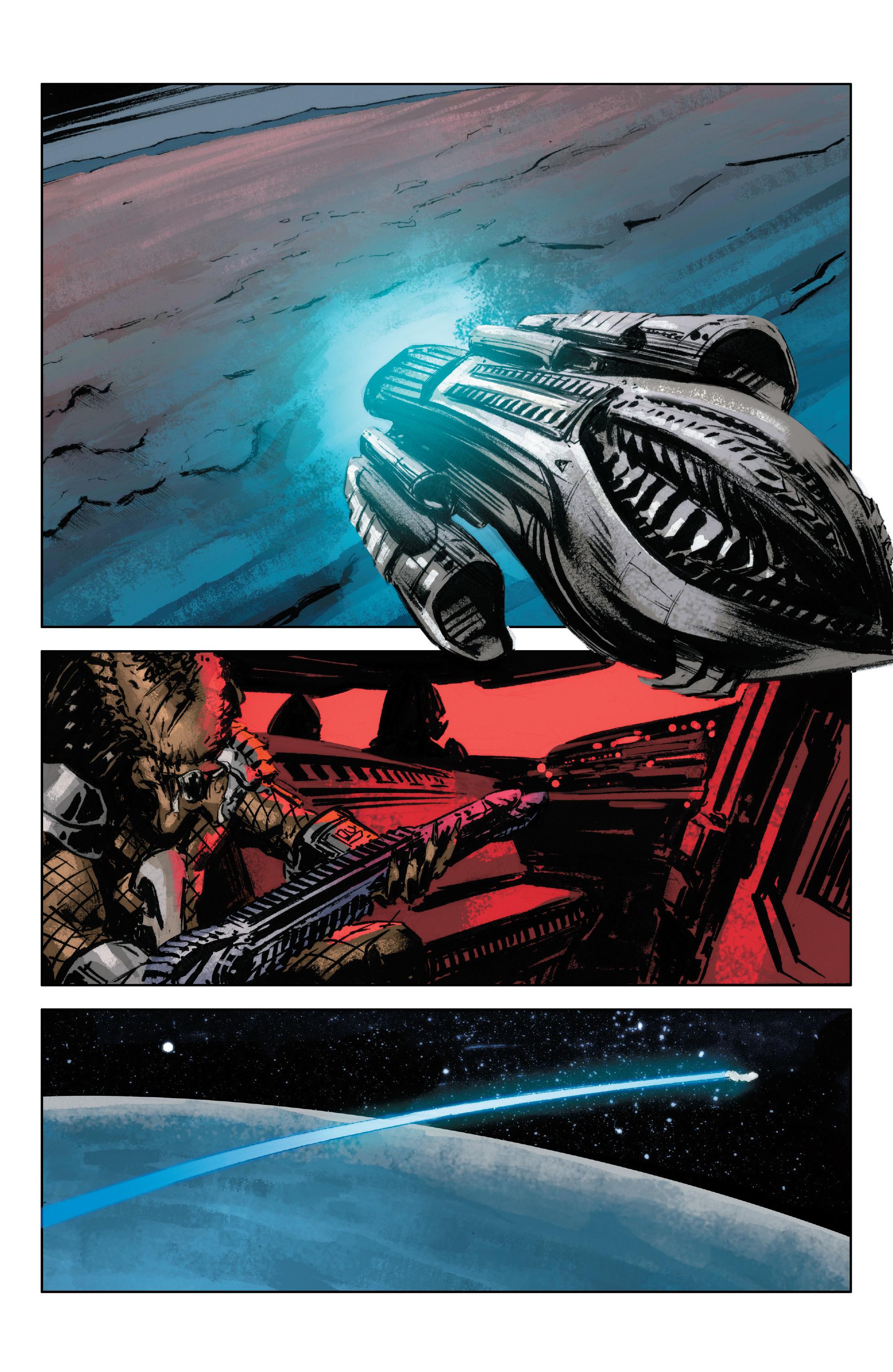 Read online Alien Vs. Predator: Life and Death comic -  Issue #4 - 21