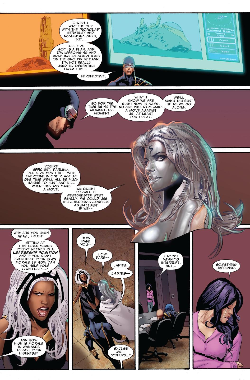 Uncanny X-Men (1963) issue 515 - Page 12