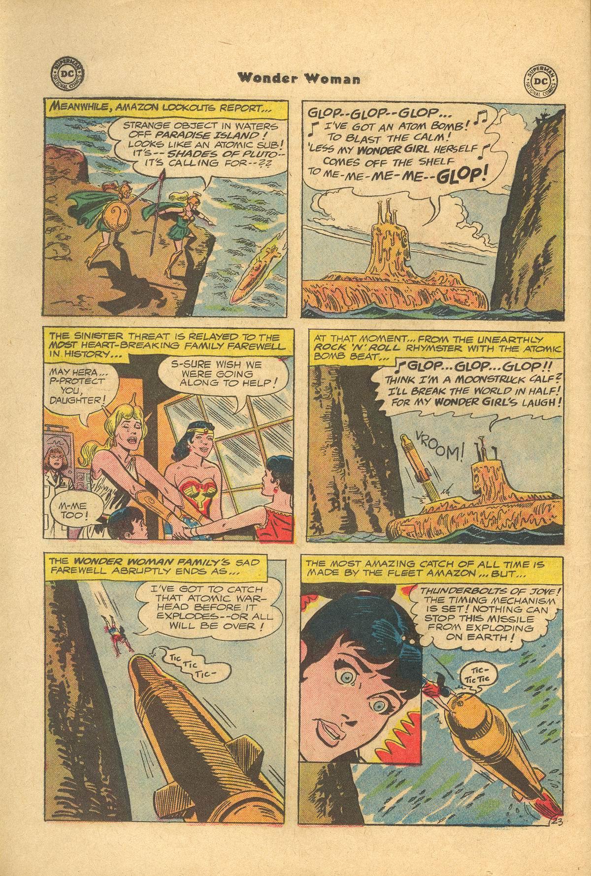 Read online Wonder Woman (1942) comic -  Issue #151 - 30