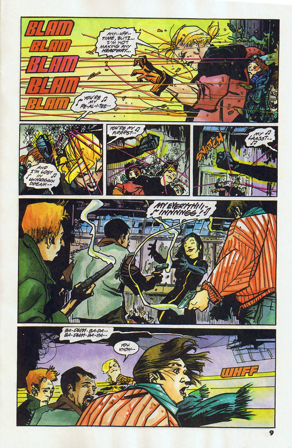 Read online Shadow Cabinet comic -  Issue #11 - 8
