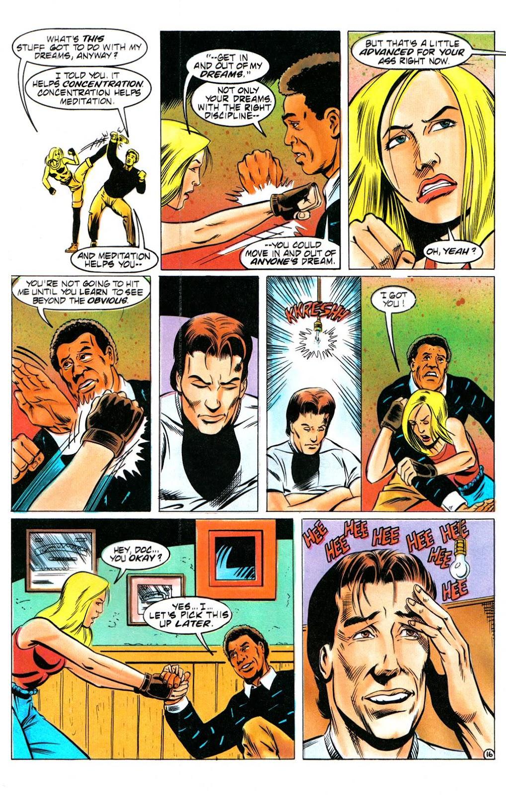Read online Freddy's Dead: The Final Nightmare comic -  Issue #1 - 18