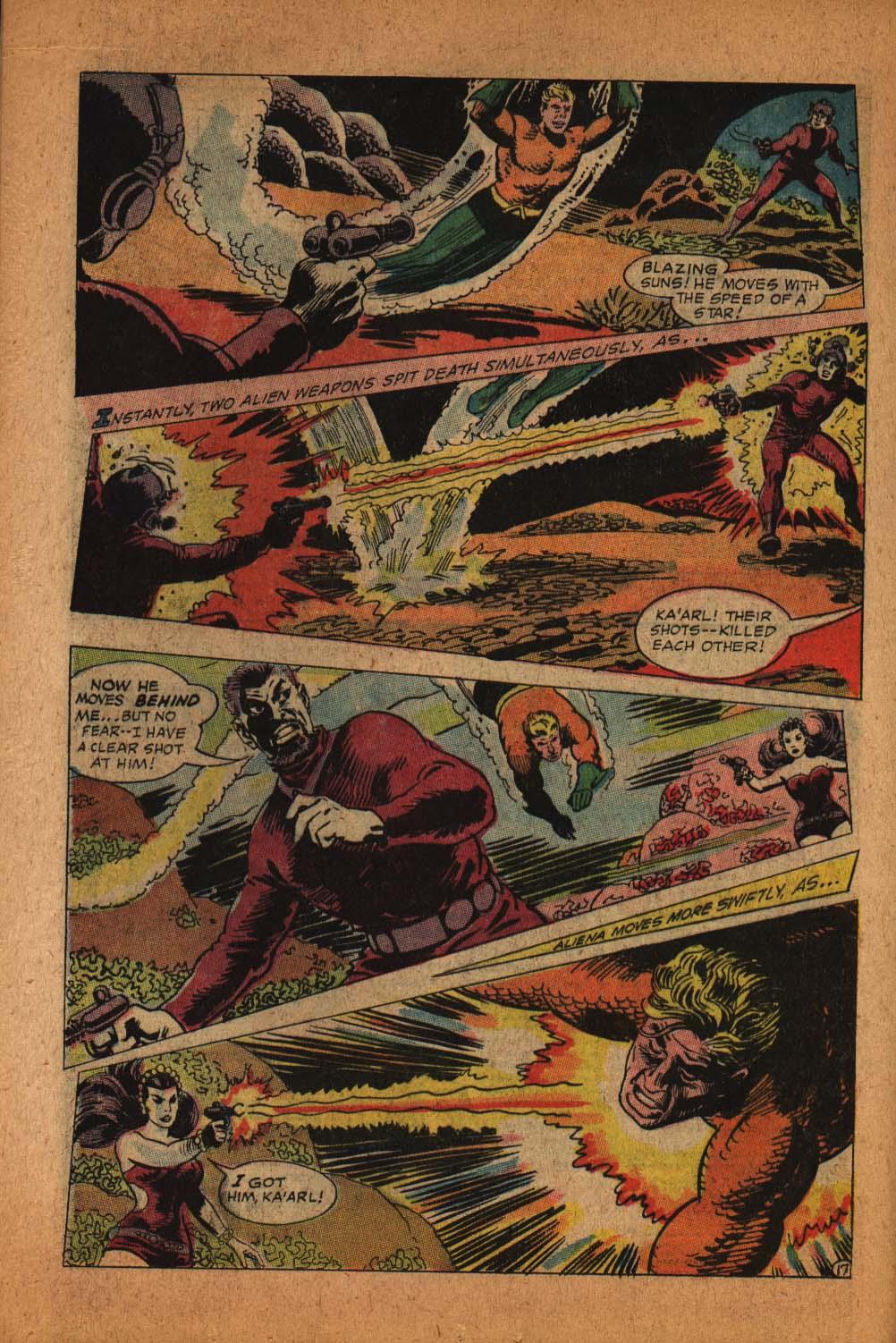 Read online Aquaman (1962) comic -  Issue #39 - 25
