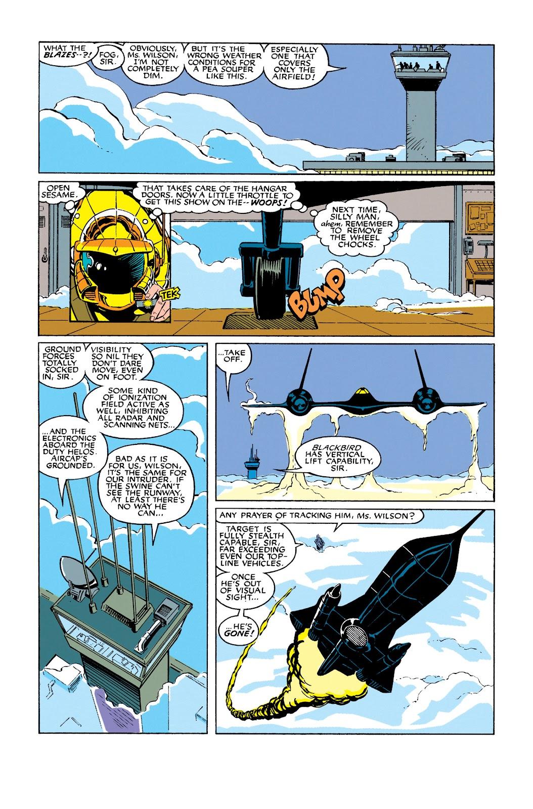 Uncanny X-Men (1963) issue 278 - Page 8