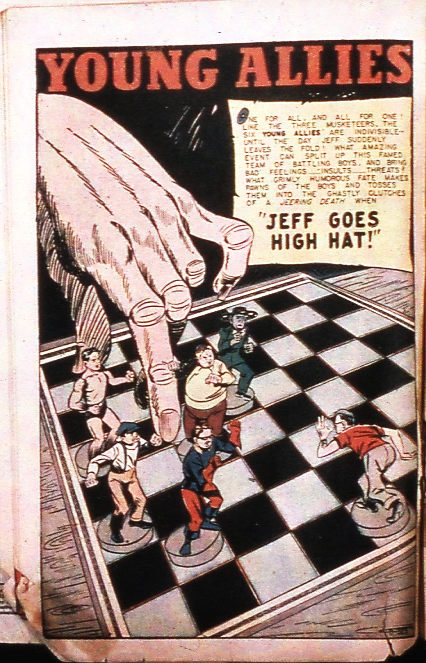 Marvel Mystery Comics (1939) issue 75 - Page 37