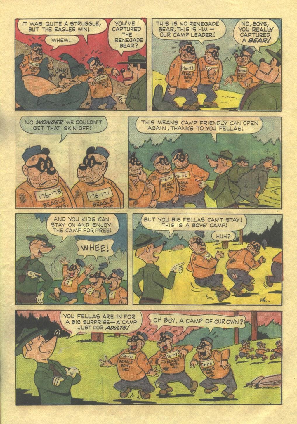 Walt Disney THE BEAGLE BOYS issue 2 - Page 23