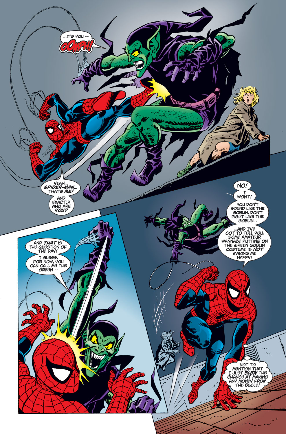 The Amazing Spider-Man (1999) 18 Page 18
