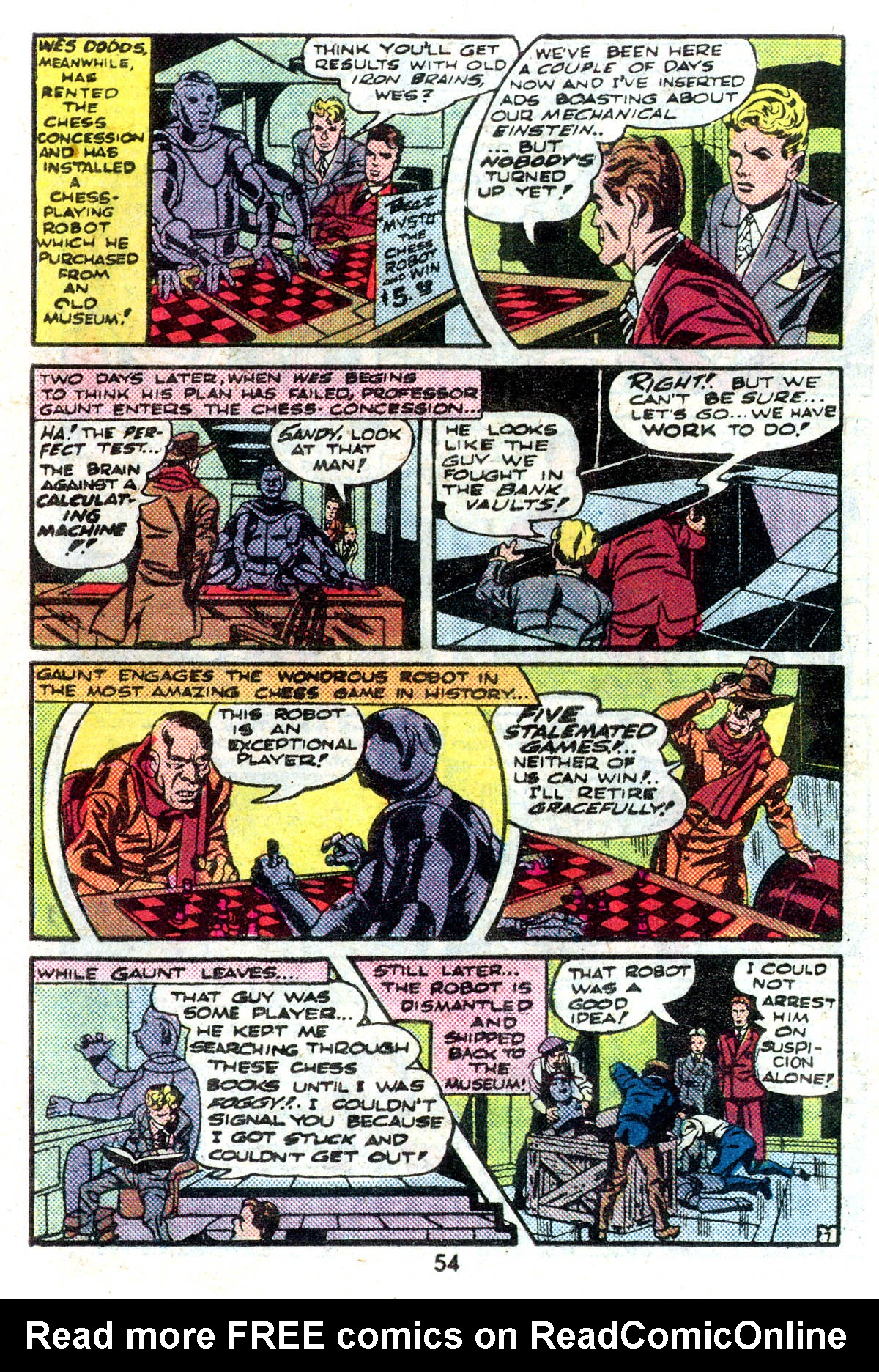 Read online Adventure Comics (1938) comic -  Issue #498 - 54