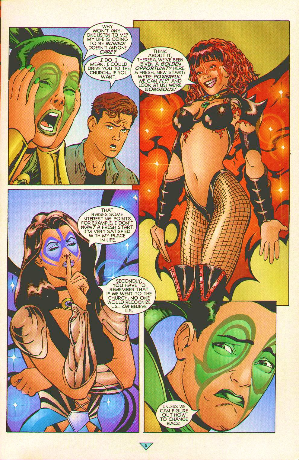 Read online Trinity Angels comic -  Issue #3 - 8