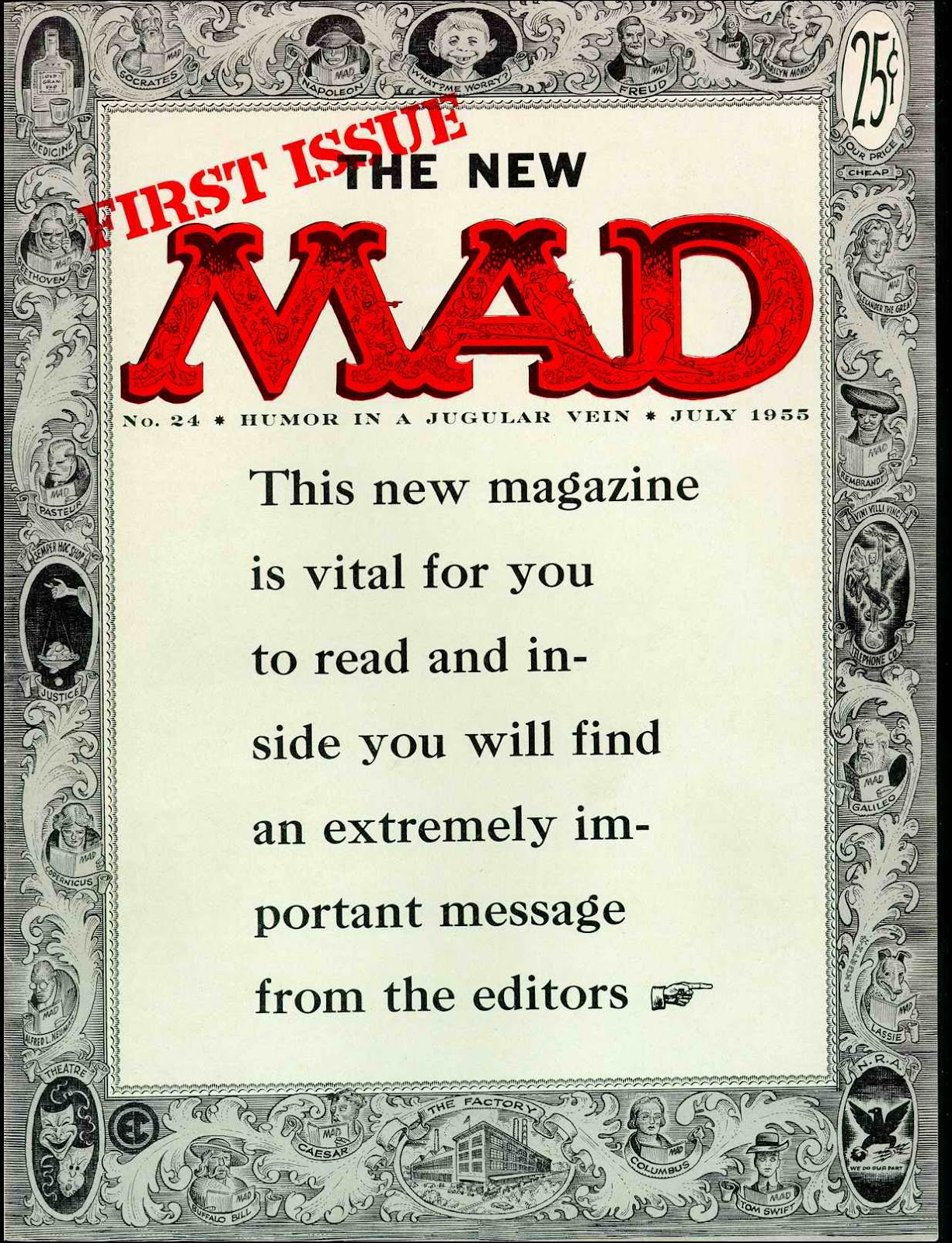 MAD issue 24 - Page 1