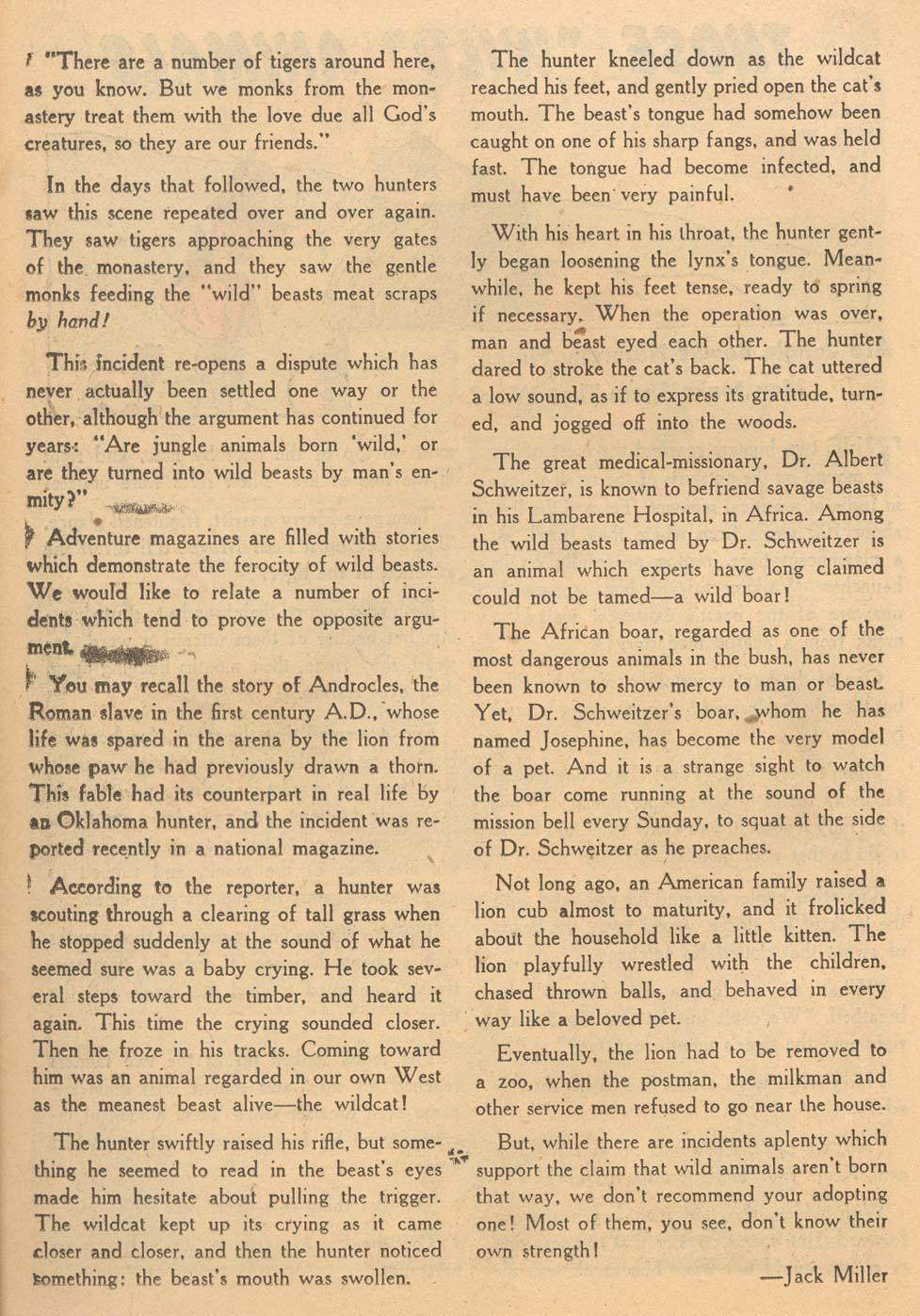 Read online Adventure Comics (1938) comic -  Issue #198 - 32