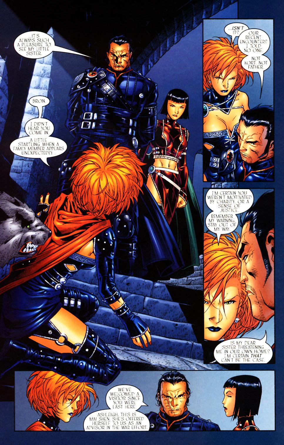 Read online Scion comic -  Issue #10 - 20