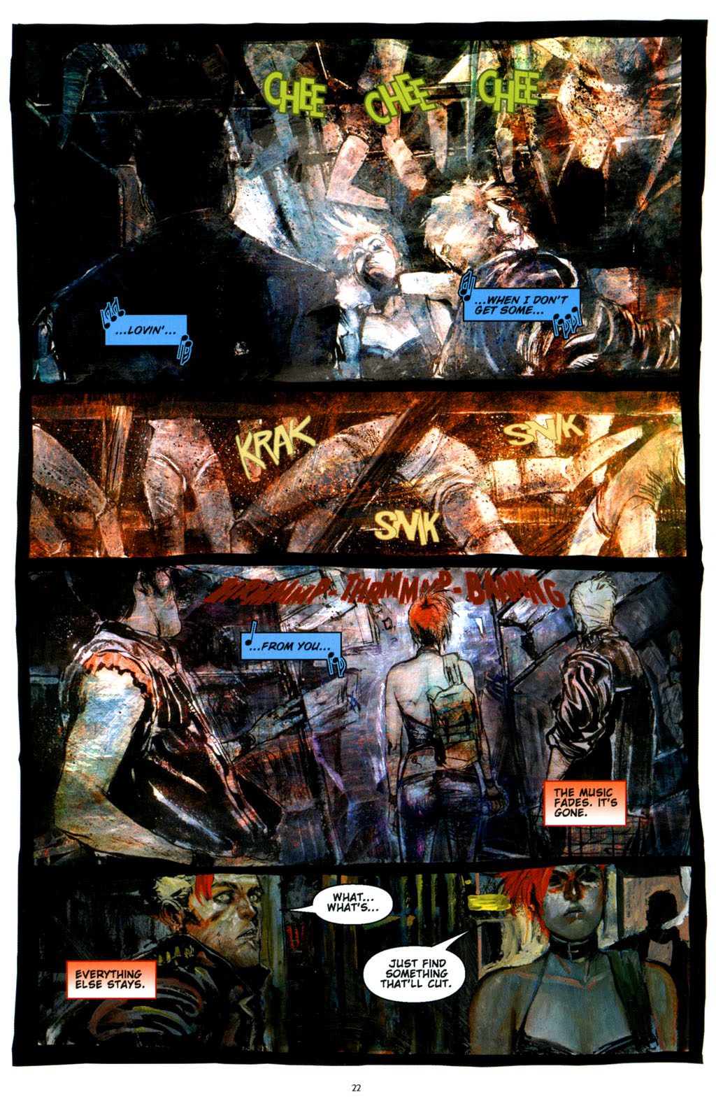 Read online Silent Hill: Dying Inside comic -  Issue #3 - 20