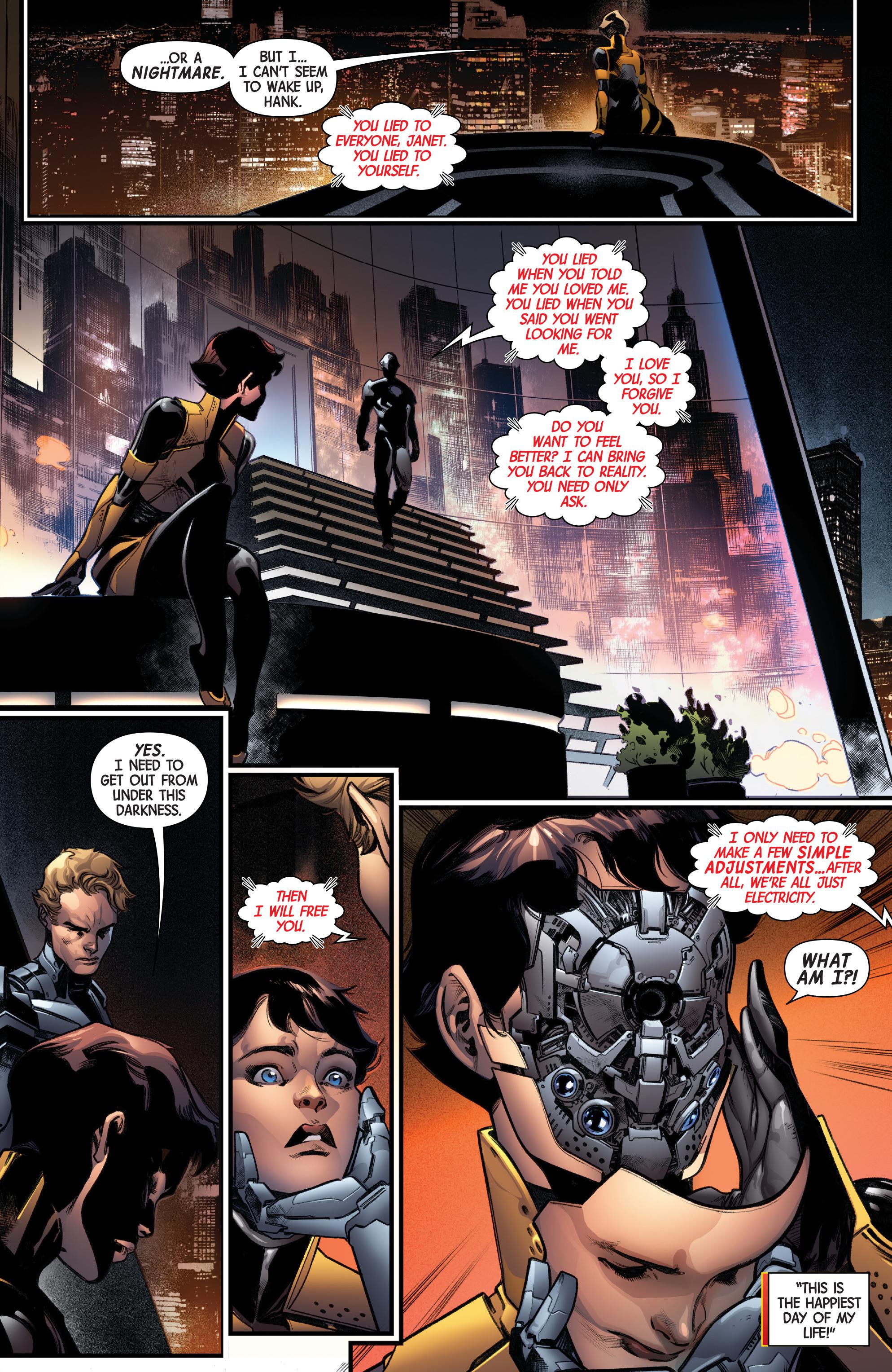 Read online Uncanny Avengers [II] comic -  Issue #19 - 10