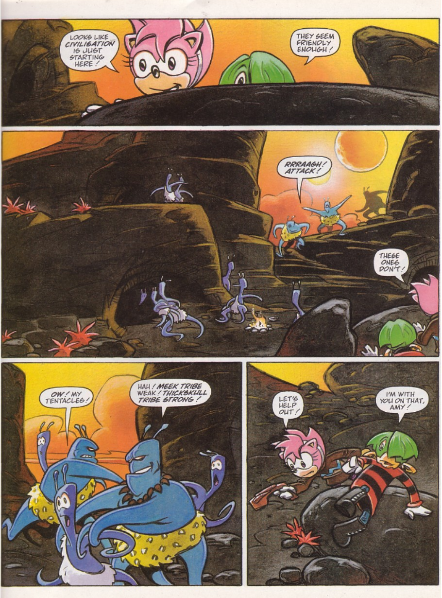 Read online Sonic the Comic comic -  Issue #136 - 18