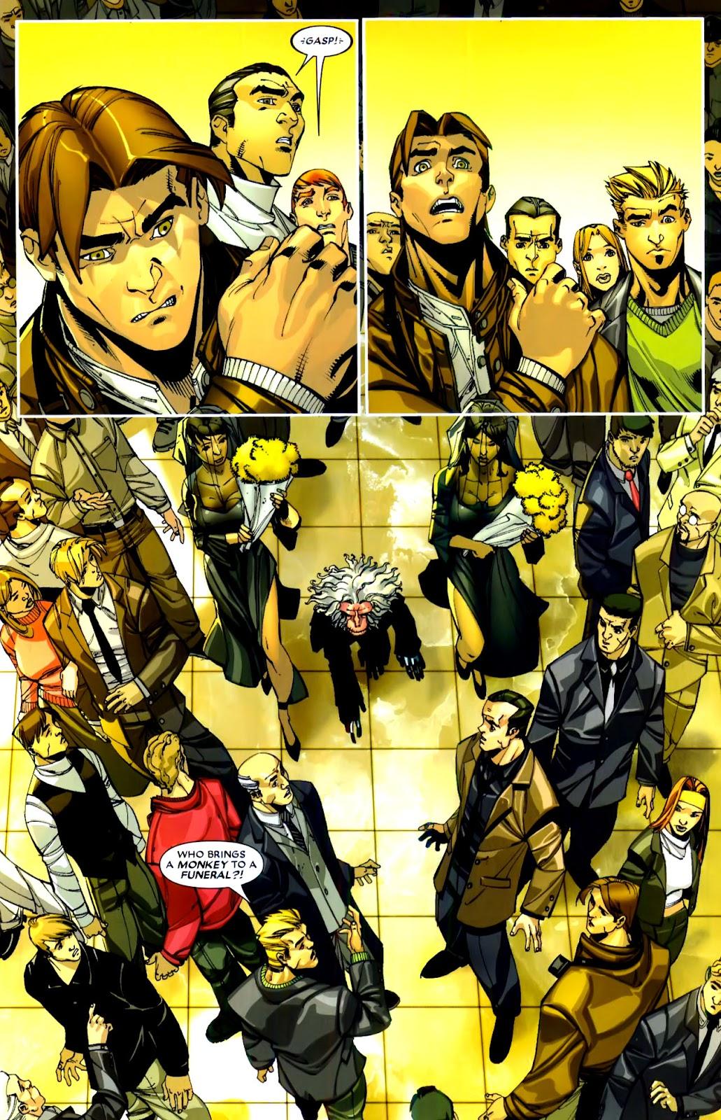 Read online Deadpool (2008) comic -  Issue #21 - 11