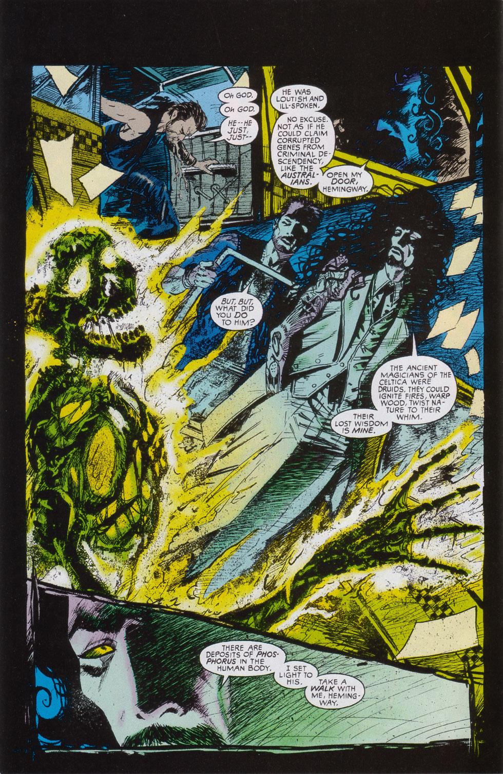 Read online Druid comic -  Issue #2 - 7