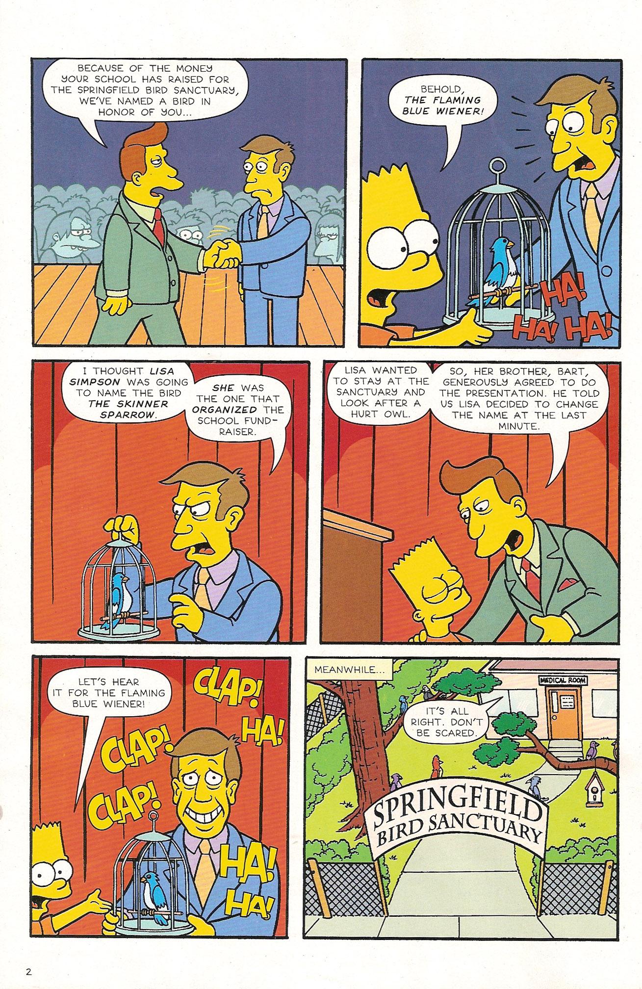 Read online Simpsons Comics comic -  Issue #174 - 4
