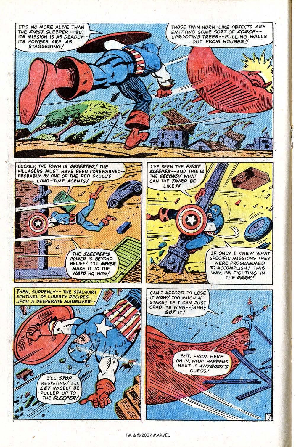Read online Captain America (1968) comic -  Issue # _Annual 2 - 24