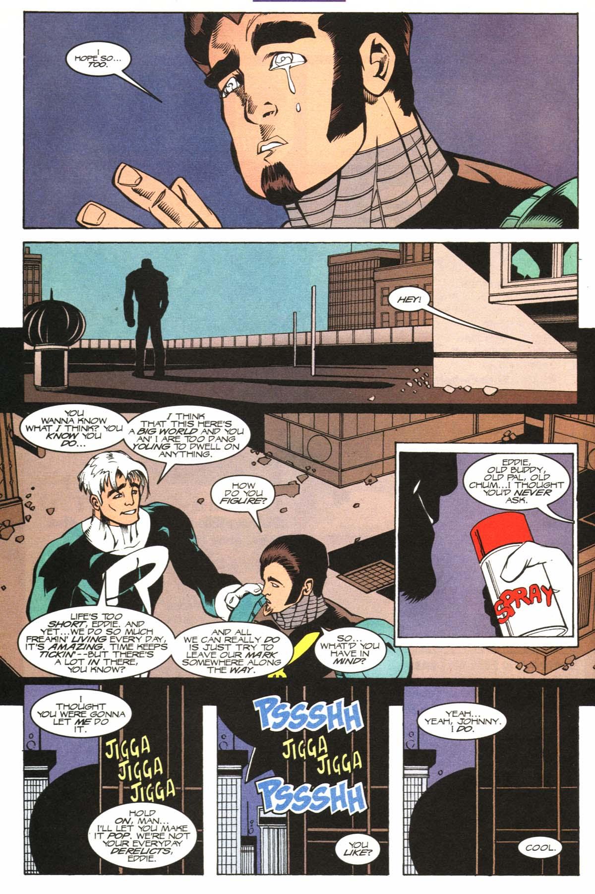 Read online Slingers comic -  Issue #12 - 30