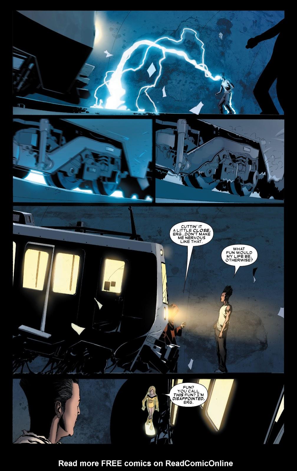 Uncanny X-Men (1963) issue 488 - Page 22