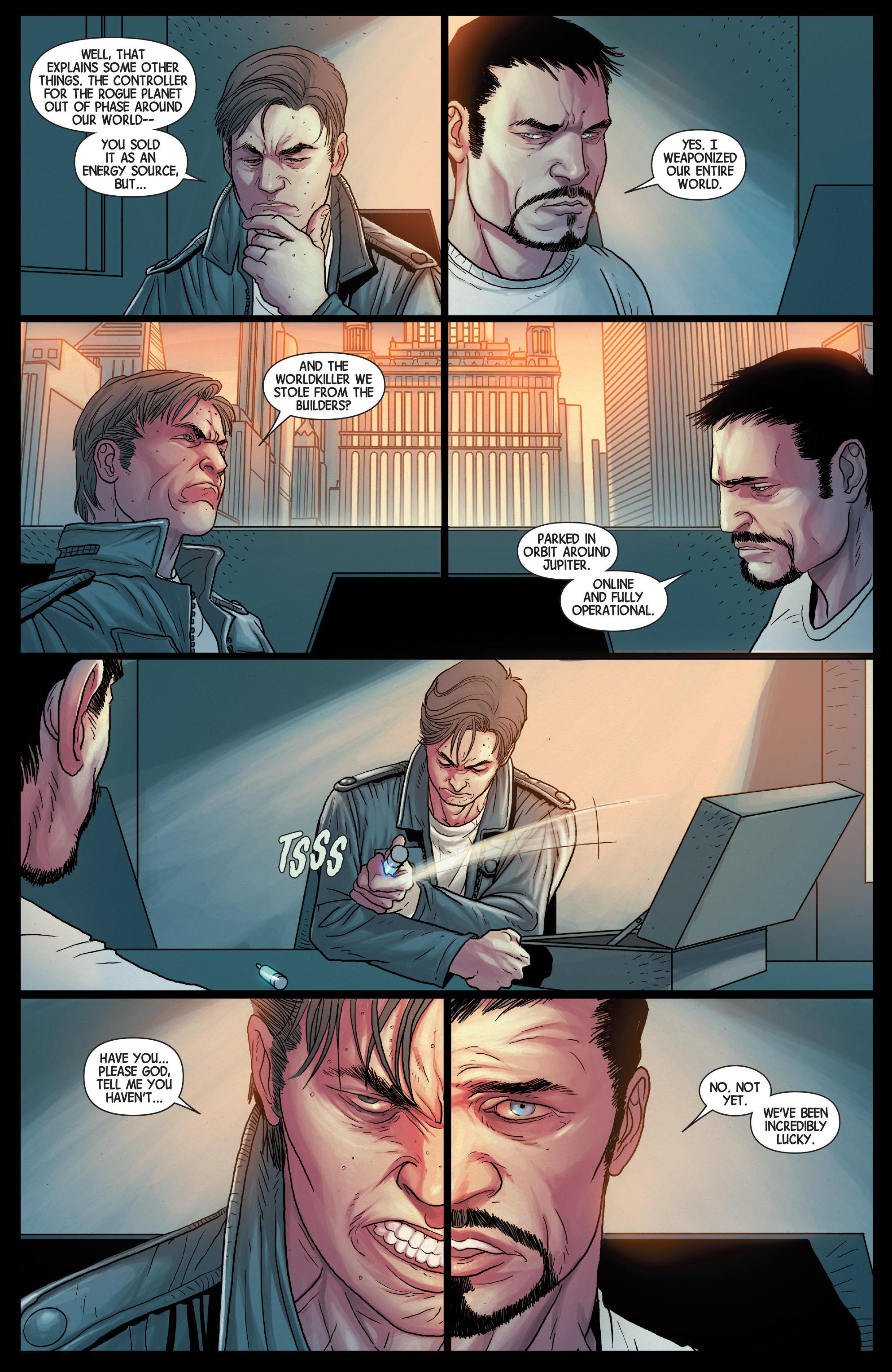 Read online Avengers (2013) comic -  Issue #Avengers (2013) _TPB 5 - 151