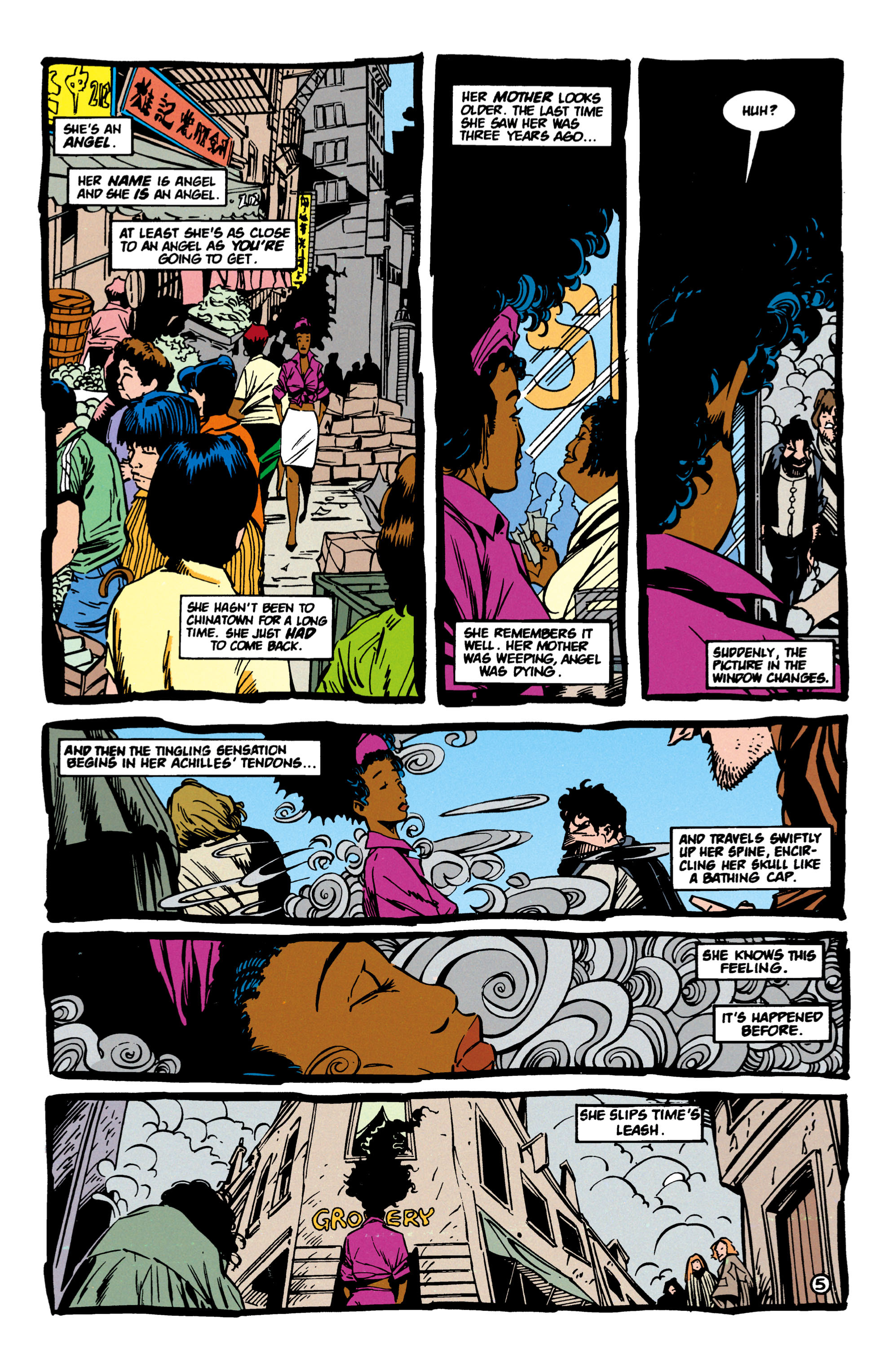 Read online Shade, the Changing Man comic -  Issue #60 - 6