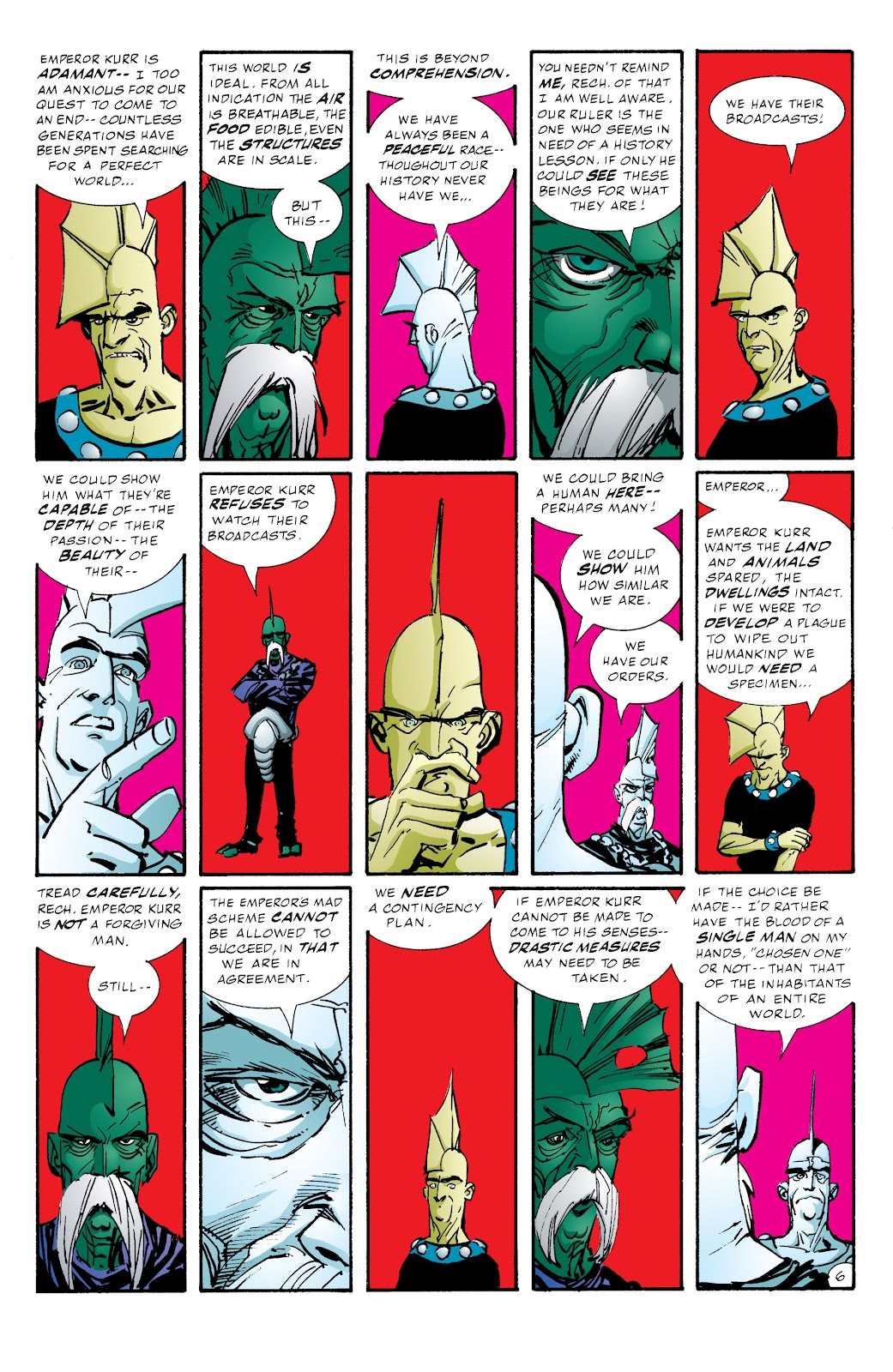 The Savage Dragon (1993) Issue #0 #1 - English 7