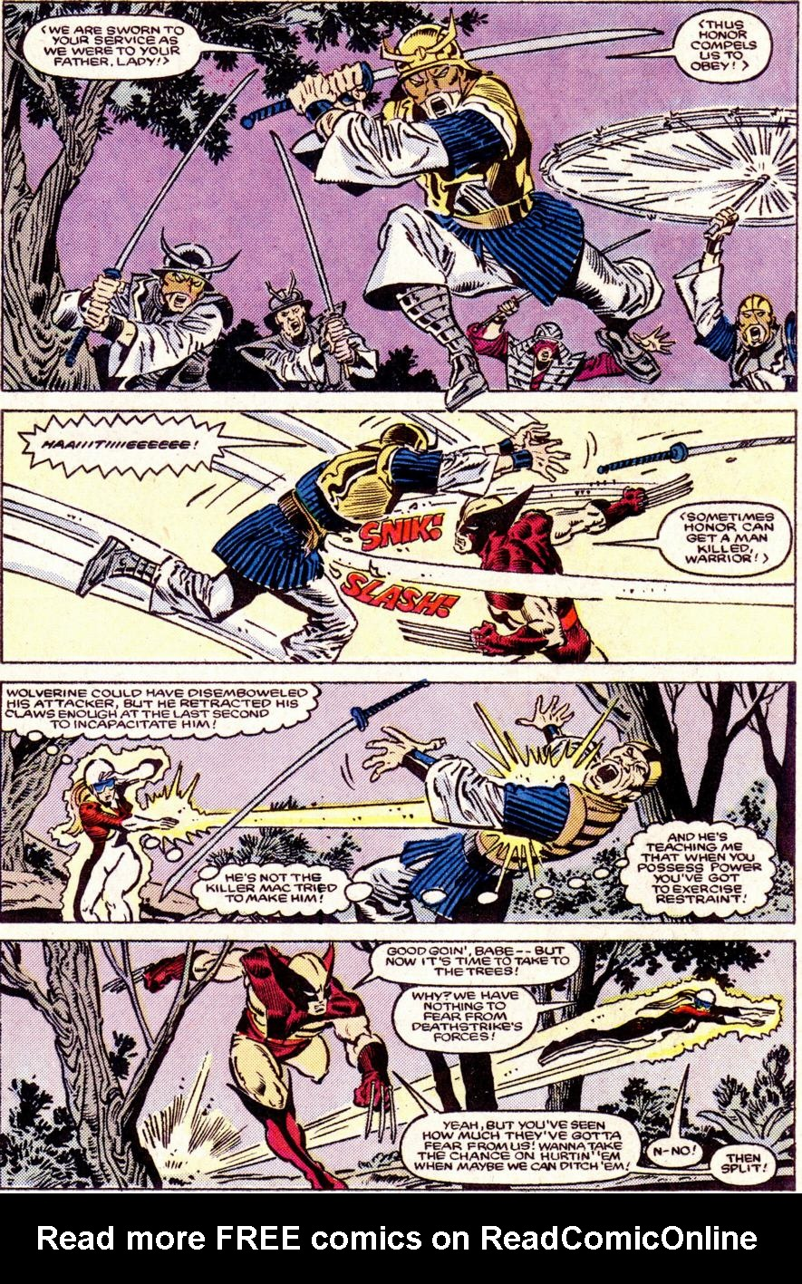 Read online Alpha Flight (1983) comic -  Issue #34 - 14