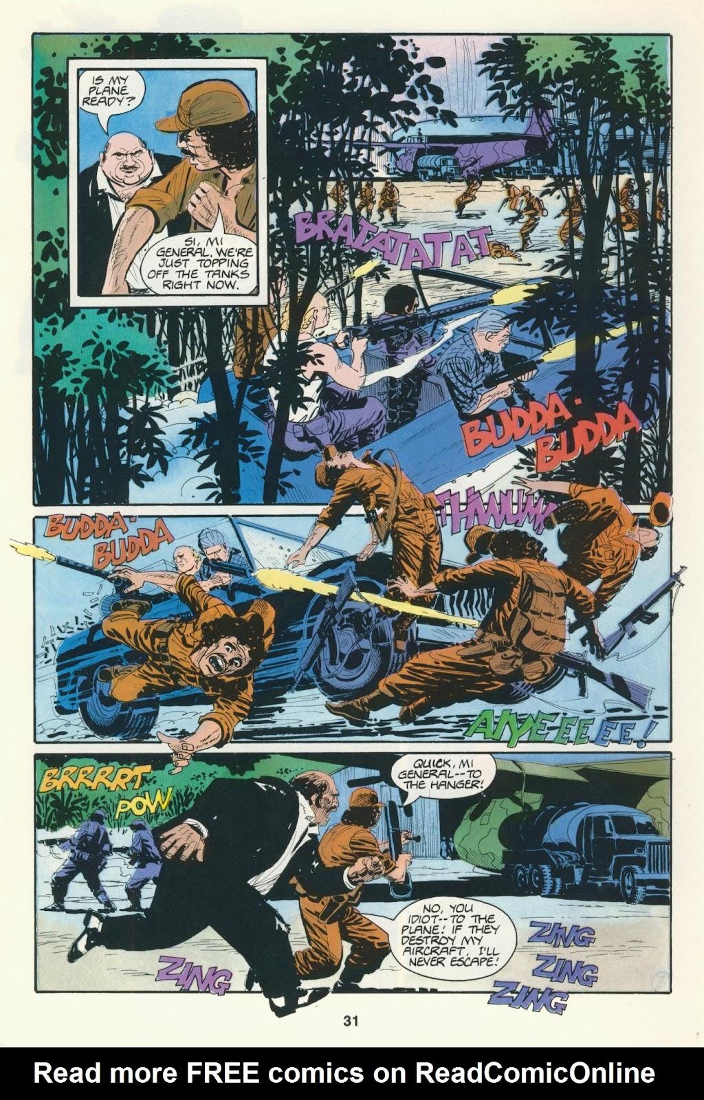 Warhawks issue 4 - Page 33
