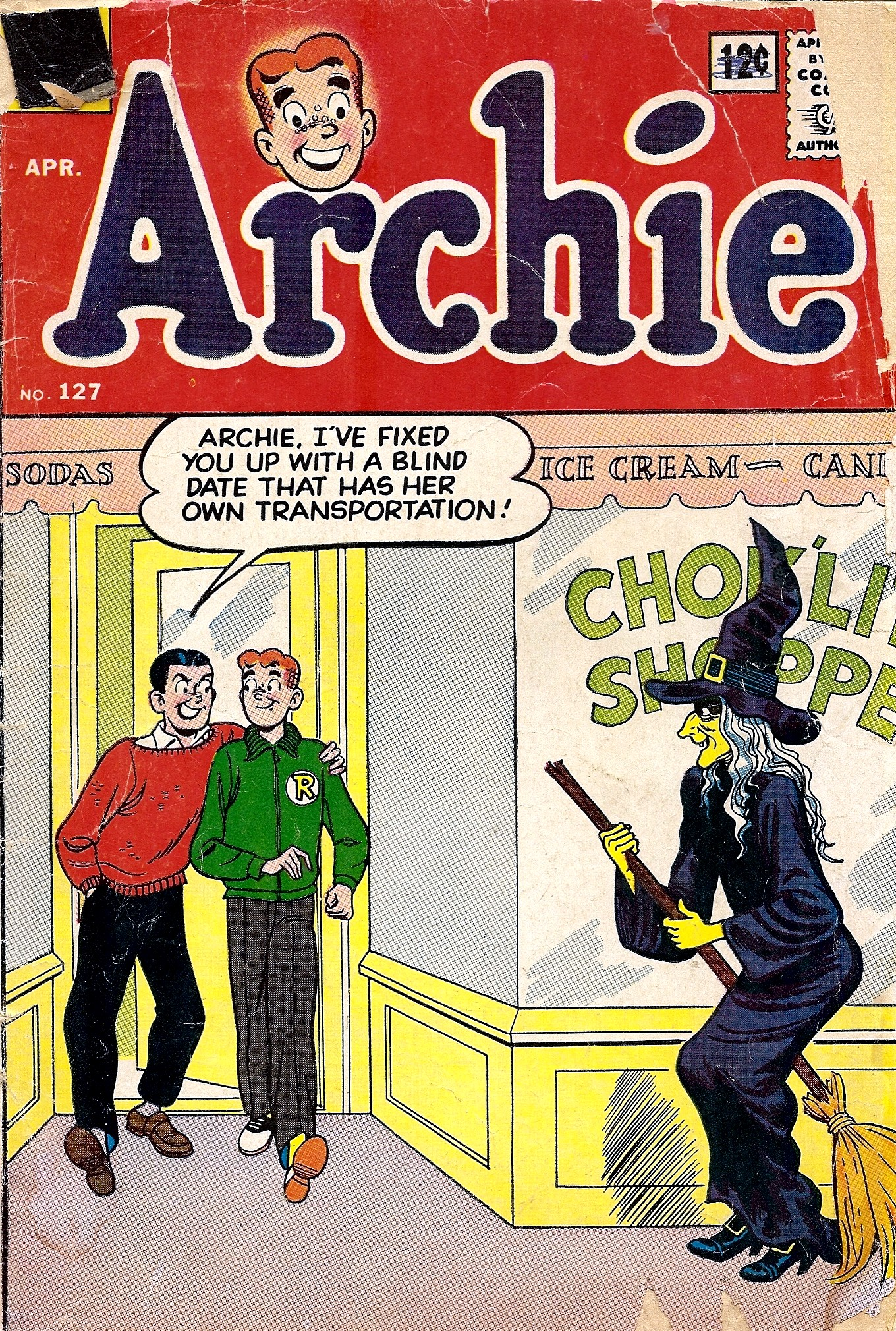 Read online Archie (1960) comic -  Issue #127 - 1