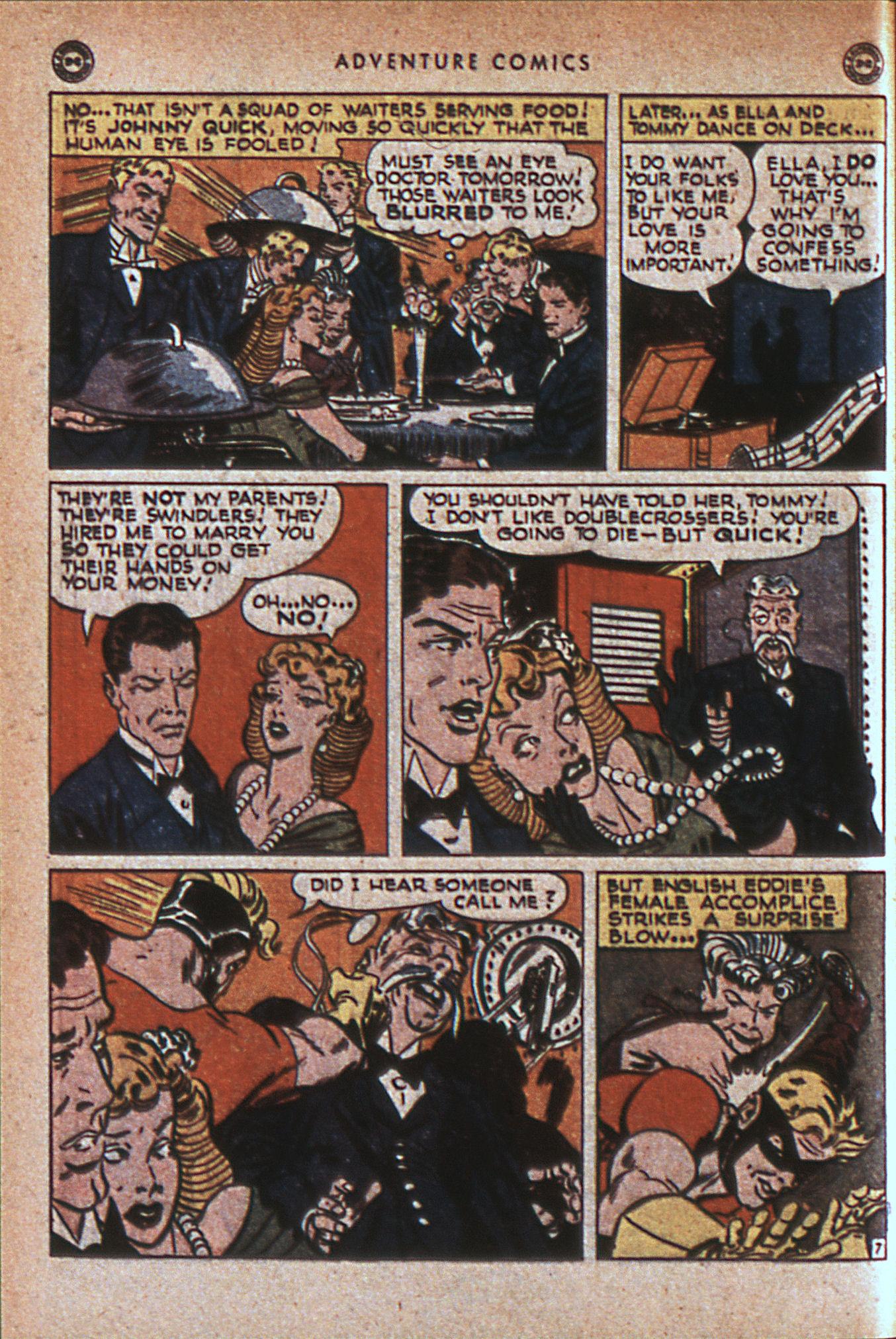 Read online Adventure Comics (1938) comic -  Issue #124 - 47