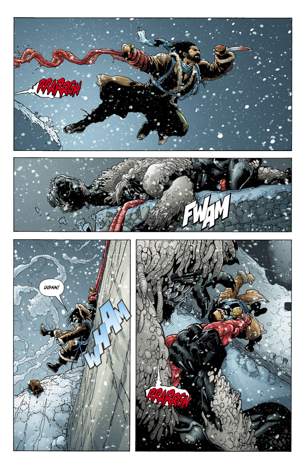 Black Adam: The Dark Age issue 2 - Page 11