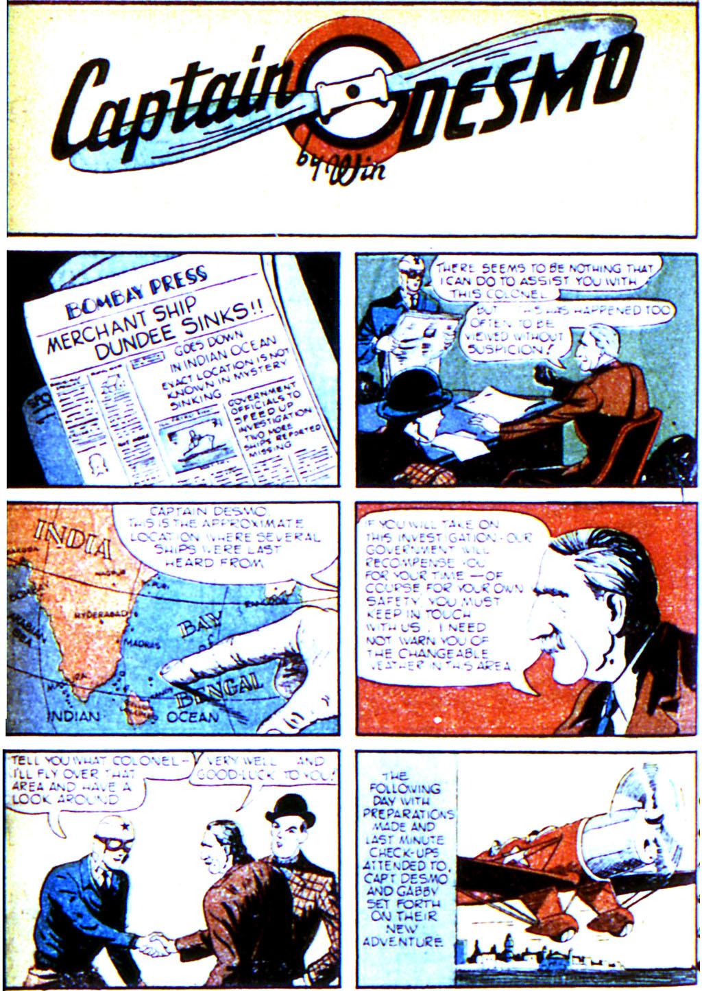 Read online Adventure Comics (1938) comic -  Issue #43 - 36