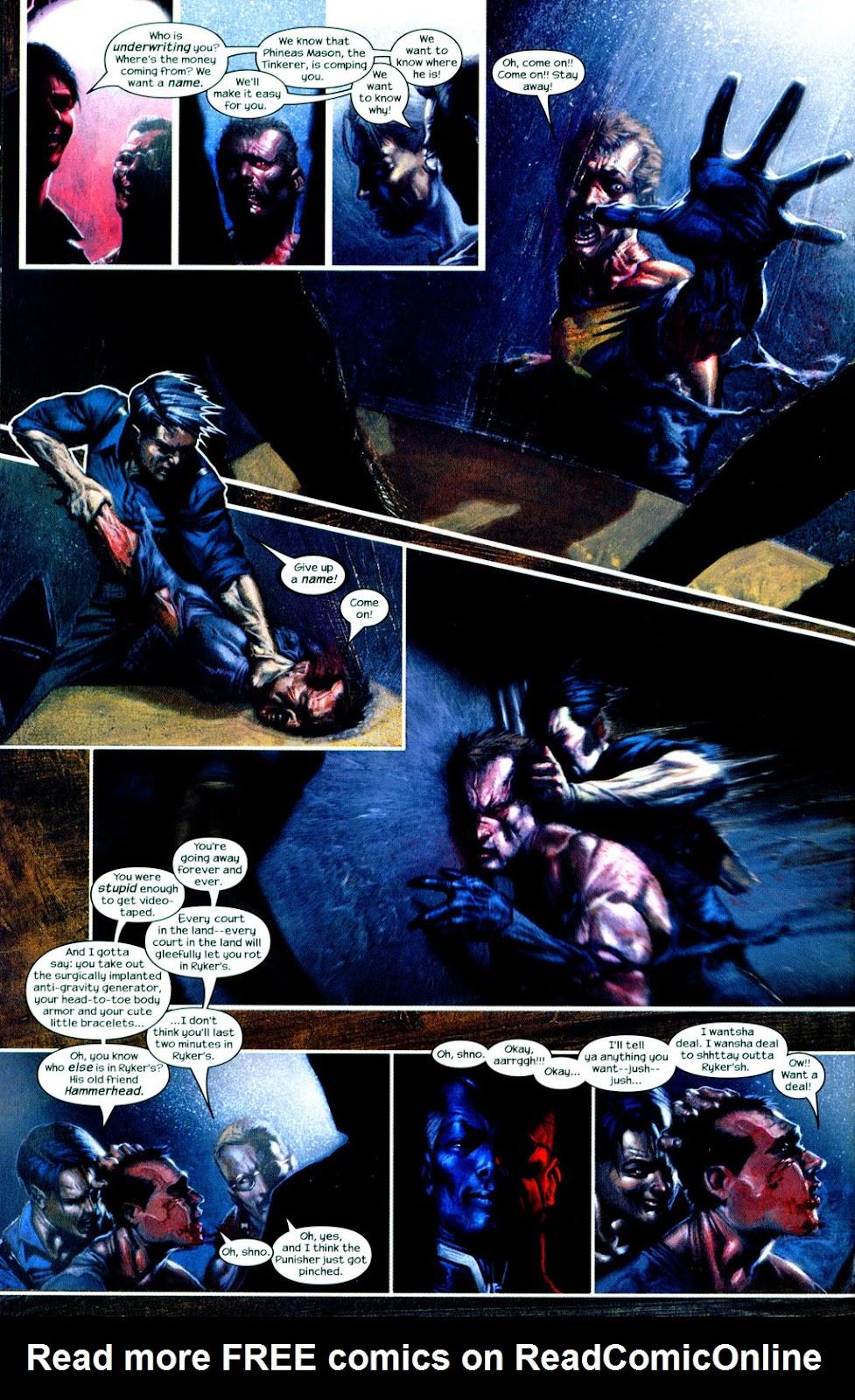 Read online Secret War comic -  Issue #1 - 13