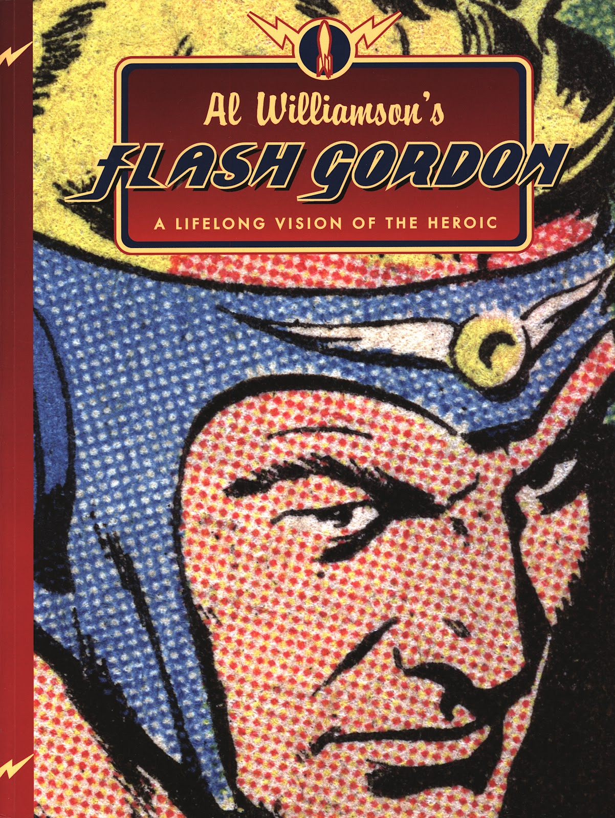 Al Williamson's Flash Gordon, A Lifelong Vision of the Heroic issue TPB_(Part_1) - Page 1