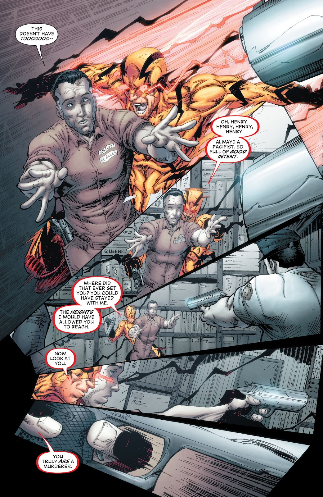 Read online The Flash (2011) comic -  Issue # _TPB 8 (Part 1) - 36